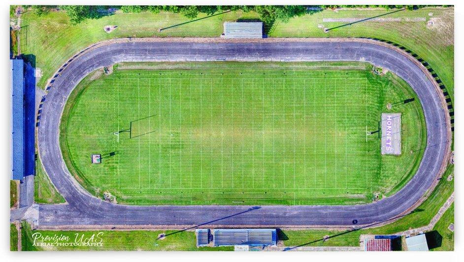 Hazen, AR | Hornets Football Arena by Provision UAS