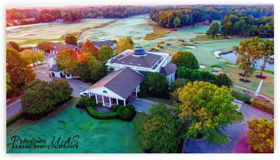 Westpoint, MS | Old Waverly Golf Course by Provision UAS