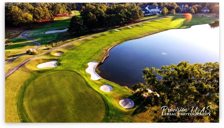 Westpoint, MS | The 18th Hole by Provision UAS
