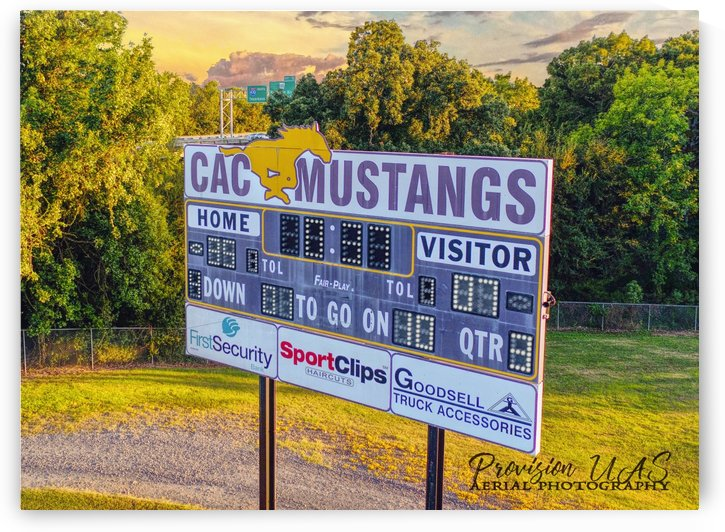 North Little Rock, AR | CAC Scoreboard by Provision UAS