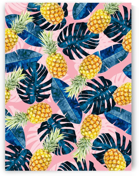 Tropical and exotic pattern by Vitor Costa