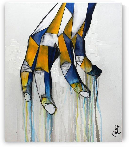 La Main de l'Artiste by Nancy Donnelly