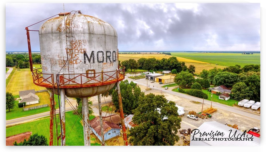 Moro, Ar | Water Tank by Provision UAS