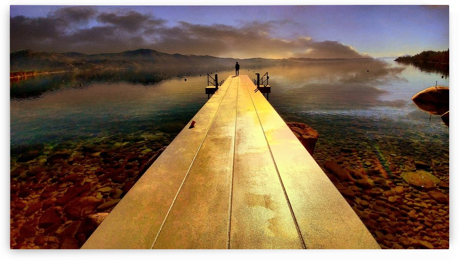 Crystal Bay by Cammie Rayas