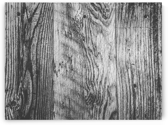 vintage wood texture background in black and white by TimmyLA