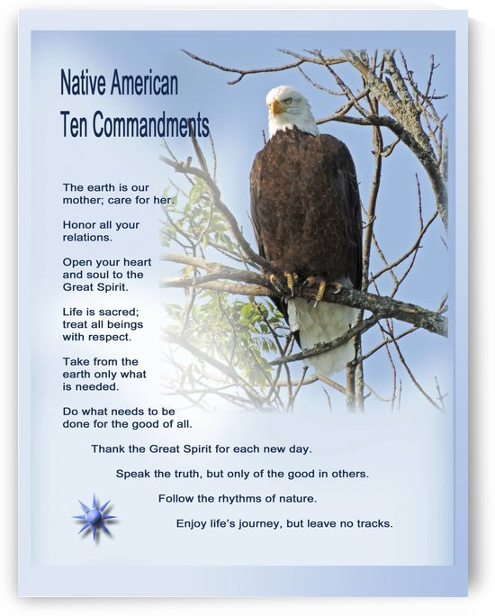 NativeTenCommandments2 by Cheryl Barker