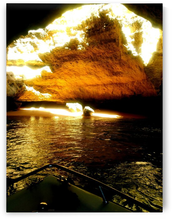 Benagil Cave by Nay LM