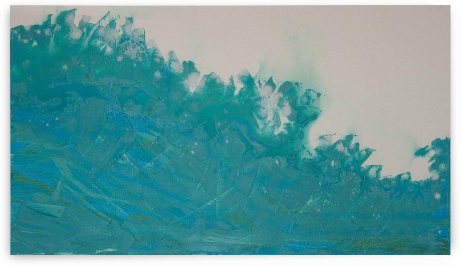 green wave by Yuliya Maskevich