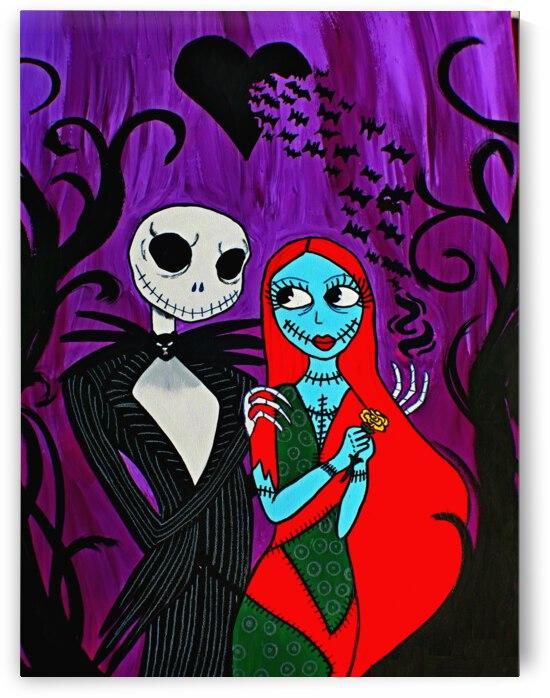 Jack n Sally by KyLex