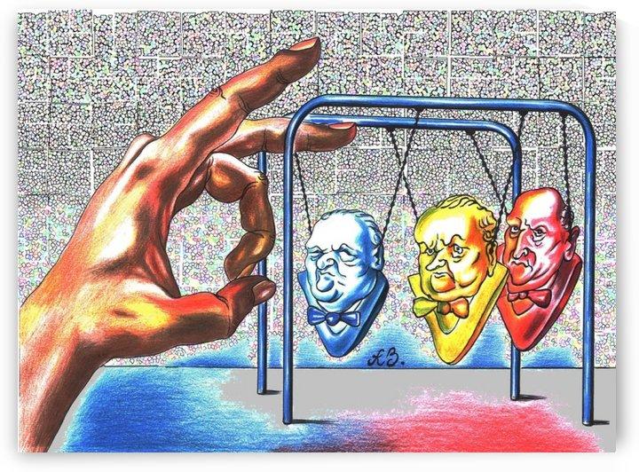stroke by Klodian Bezhani