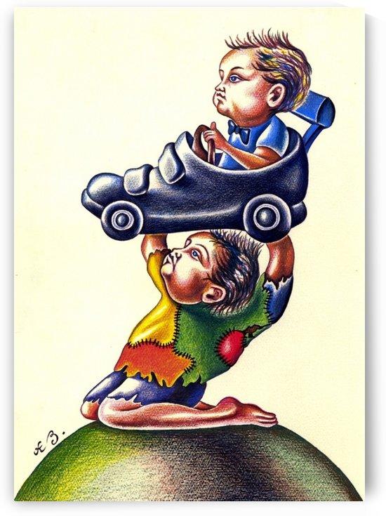 childrens by Klodian Bezhani