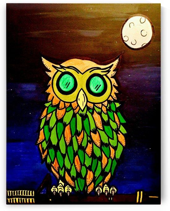 Owl watch by KyLex