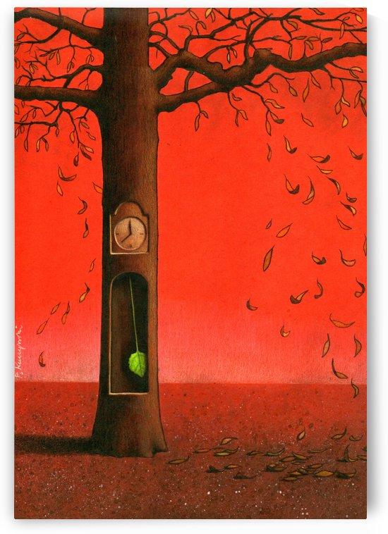autumn by Pawel Kuczynski