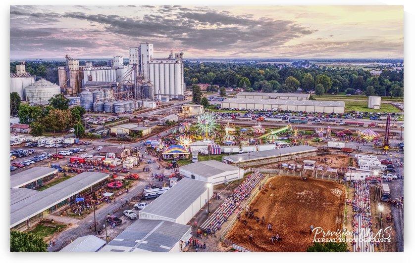 Lonoke, AR | Small Town Love'Fair by Provision UAS