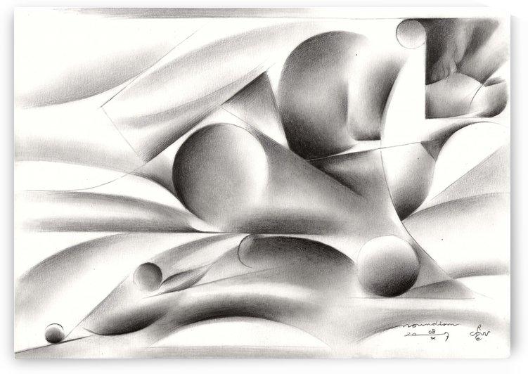 Roundism - 08-10-17 by Corné Akkers