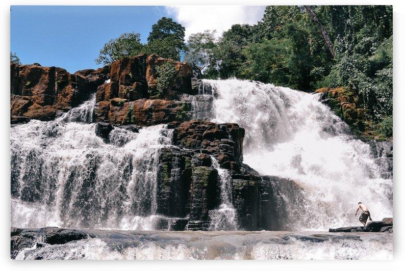 Parangloe Waterfall   Indonesia by Travenesia