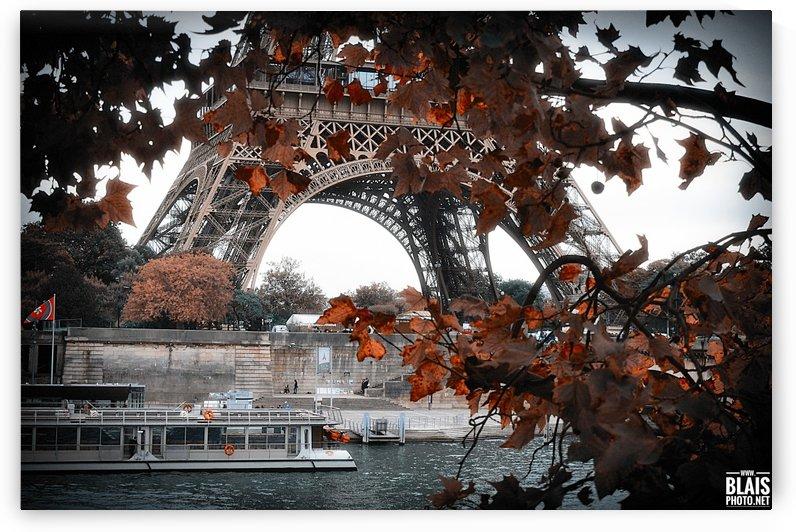 Autumn in Paris by BLAIS Photo