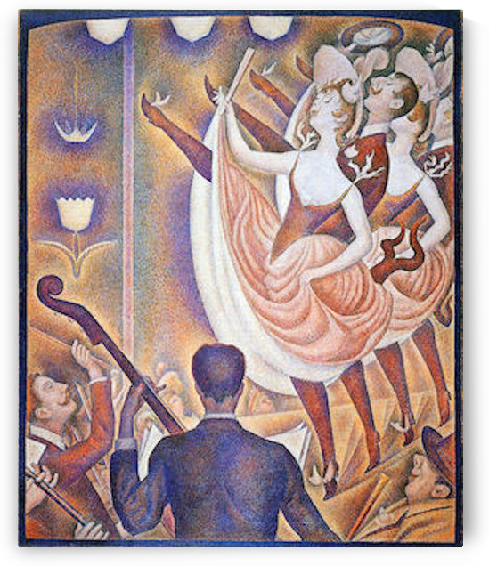 The big show by Seurat by Seurat