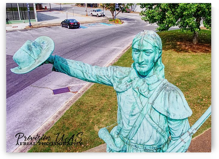 Lawrenceburg, TN | The Tennessee Gentleman by Provision UAS
