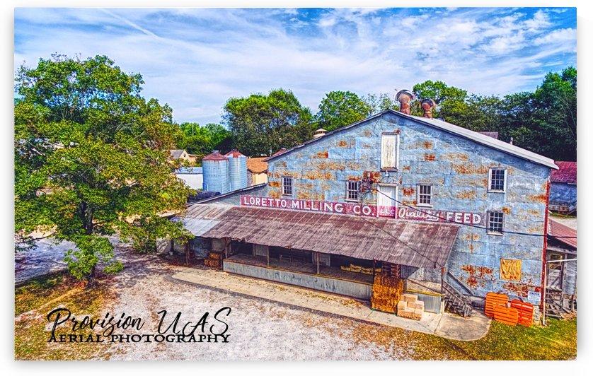 Loretto, TN | Loretto Milling Co. by Provision UAS