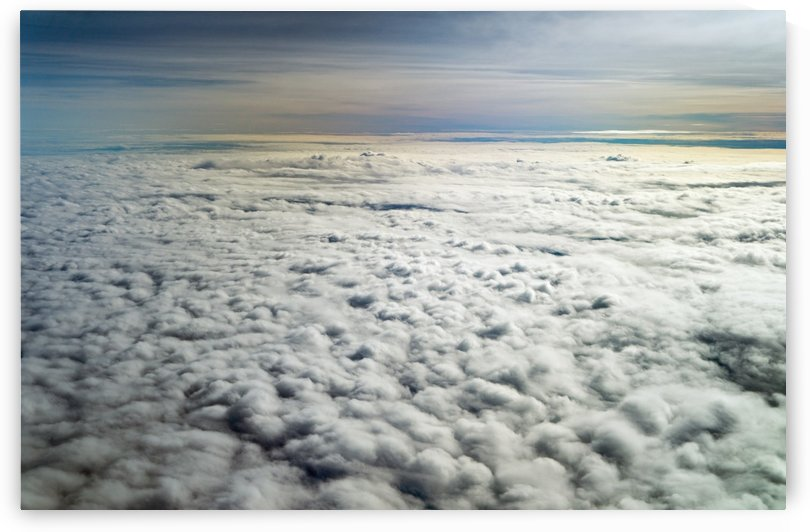 over the clouds by Babett-s Bildergalerie