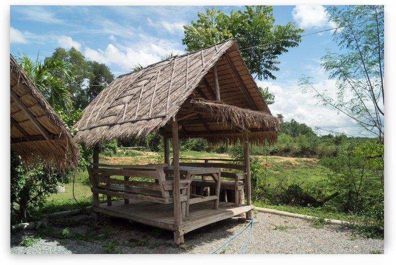 resting place  in Kanchanaburi by Babett-s Bildergalerie