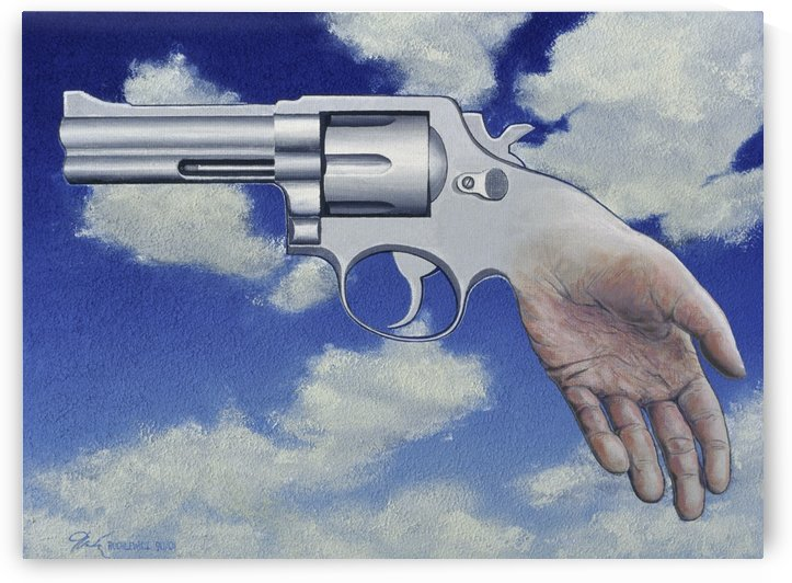 People Kill Guns by Mark Ruchlewicz