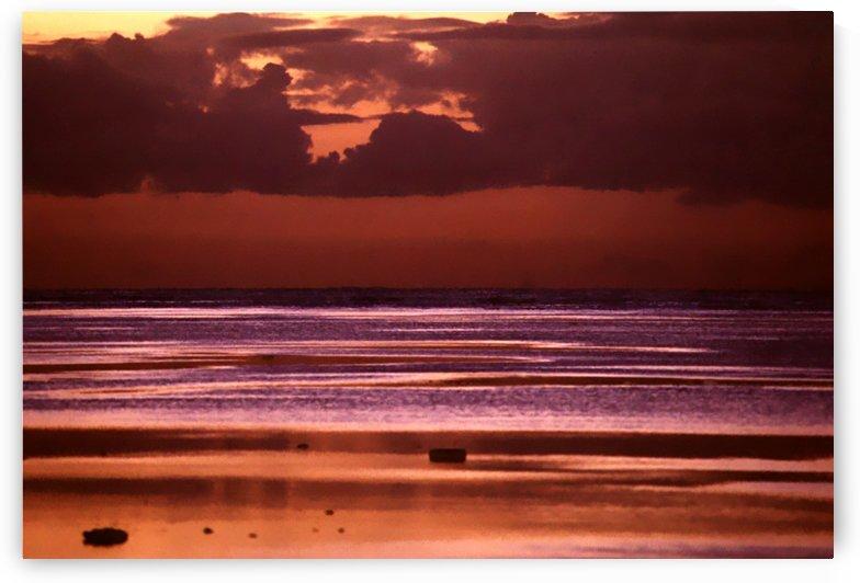 Calm Opal Ocean by Greene Safaris Productions