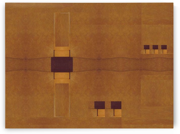 Serene Screen 0616 by Otto Graser Visual Artist