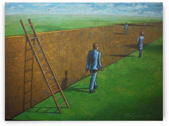 Advantage of a Disadvantage by Mark Ruchlewicz