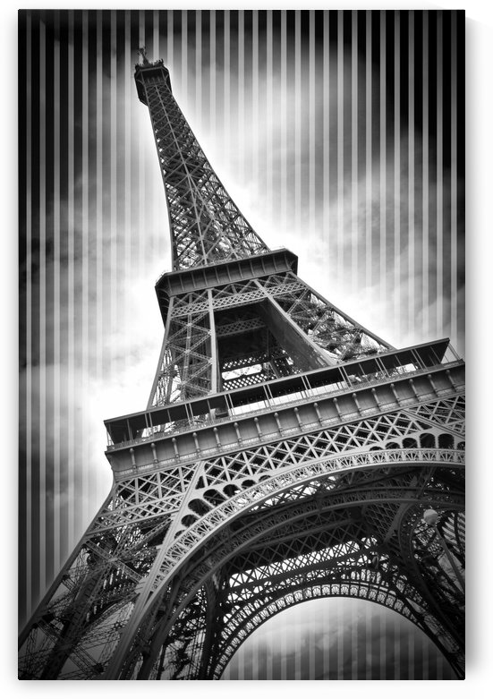 PARIS Eiffel Tower  by Melanie Viola