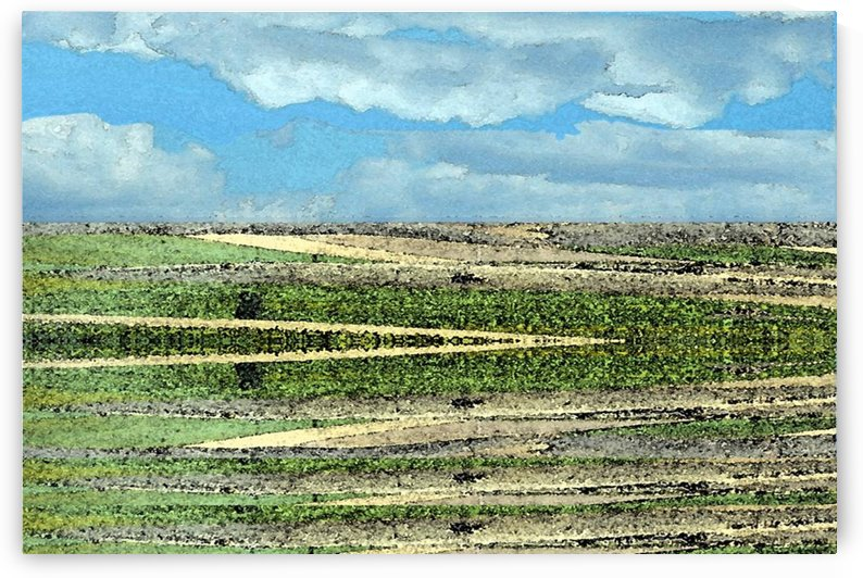 Landscape 0619 by Otto Graser Visual Artist