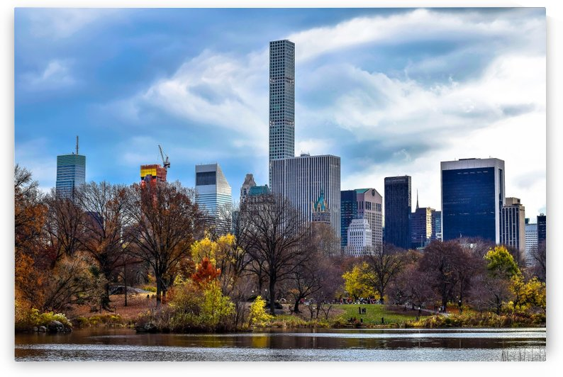 Autumn Central Park  by vincenzo