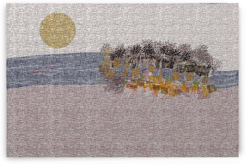 Landscape 0624 by Otto Graser Visual Artist