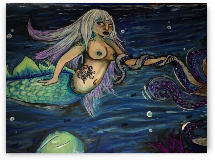 Mermaid by Makayla Ellis