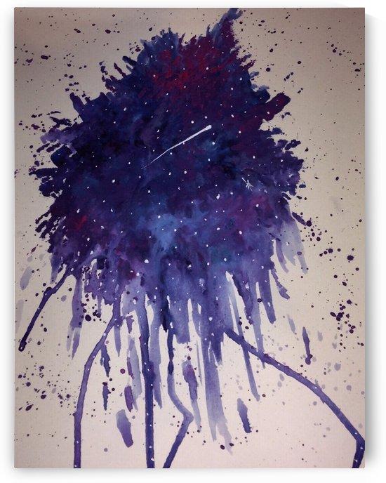 Space Splat by Makayla Ellis