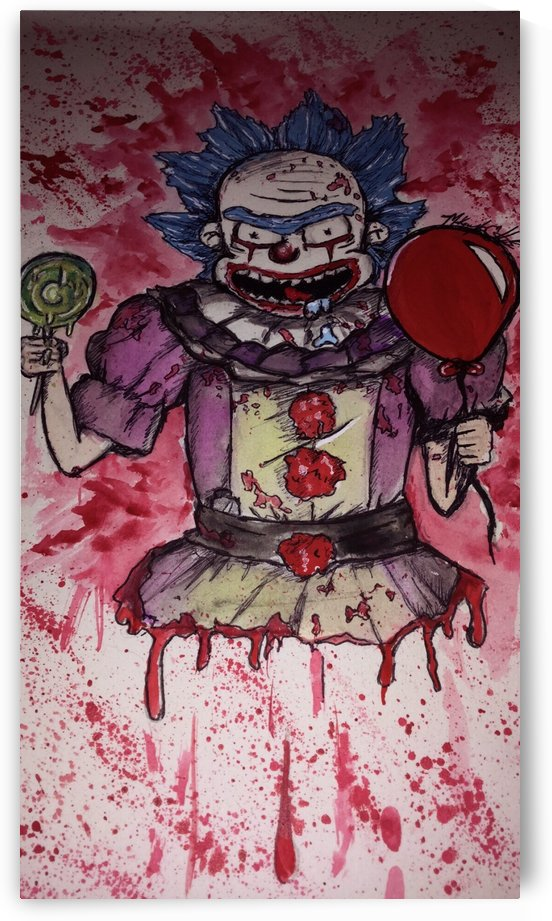 ITS Pennywise Rick by Makayla Ellis