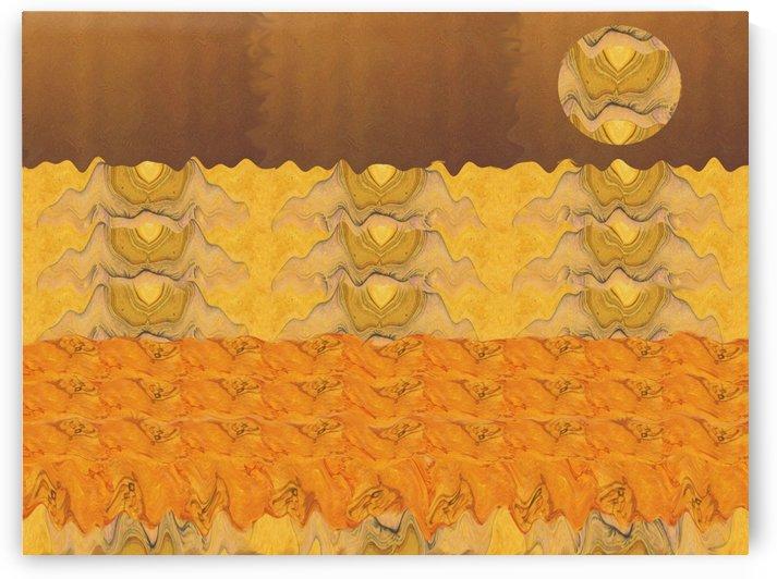 Landscape  0627 by Otto Graser Visual Artist