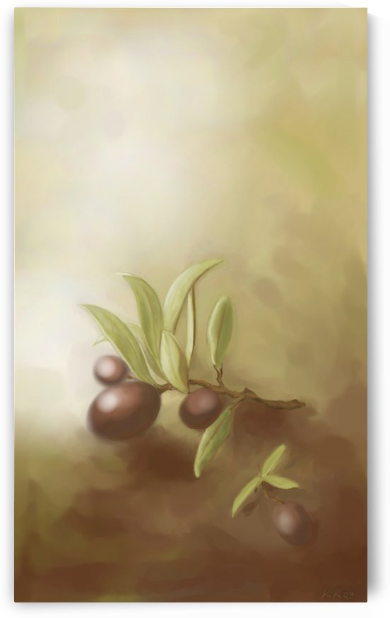 Olives by Kirsi Korhonen