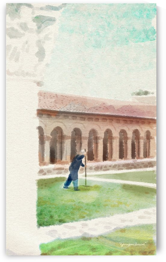 The Cloisters by Georgina Vincent