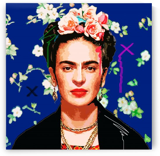 Frida X by GABA