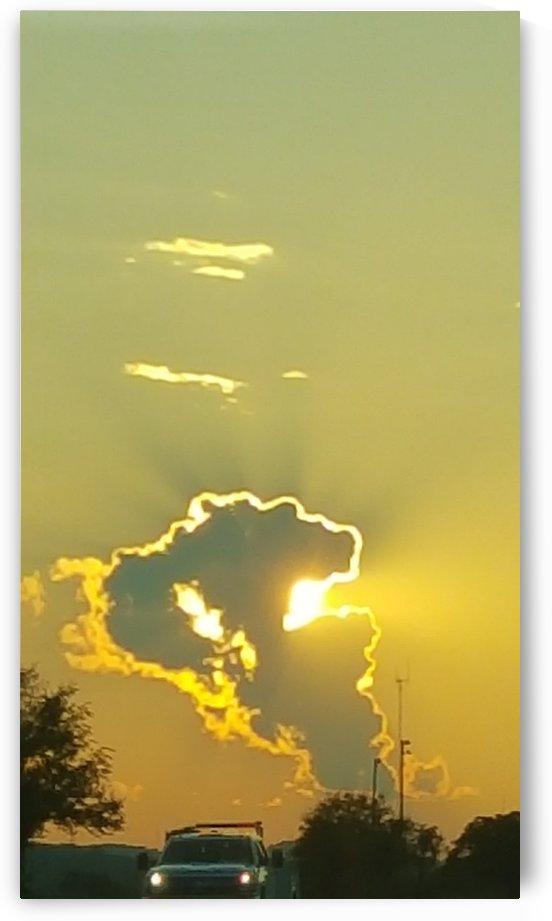 Glowing Sky by M-S-B