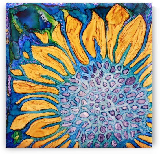 Sunflower by Winona D