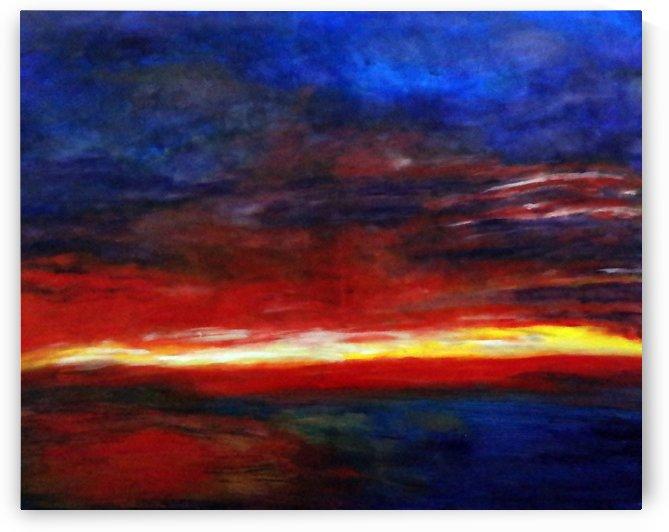 Aries Fire by Paula Jane Marie