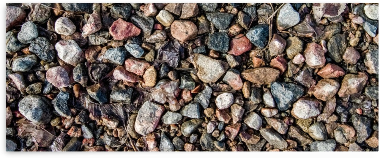 Pebbles by Alek MacRae