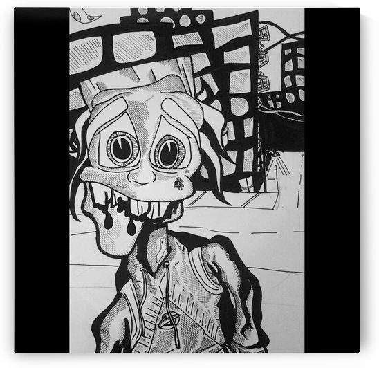 Looney  goon by J Duenas