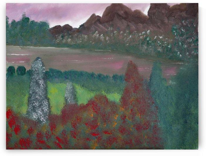 Stoney Hills. by Alan Skau