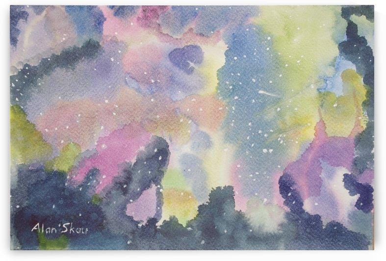 Galaxy Dust. by Alan Skau