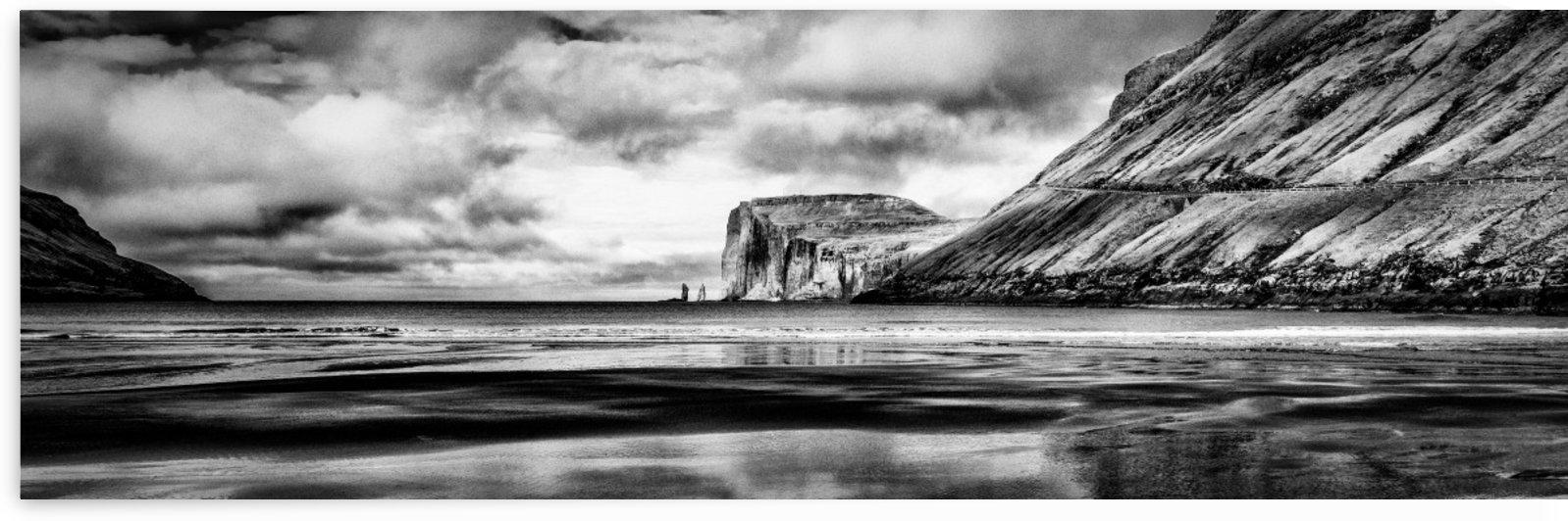 Tjörnuvík Faroe Islands by Pétur Reynisson