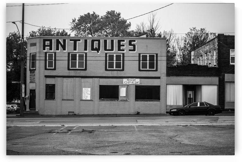 Antiques by Alek MacRae